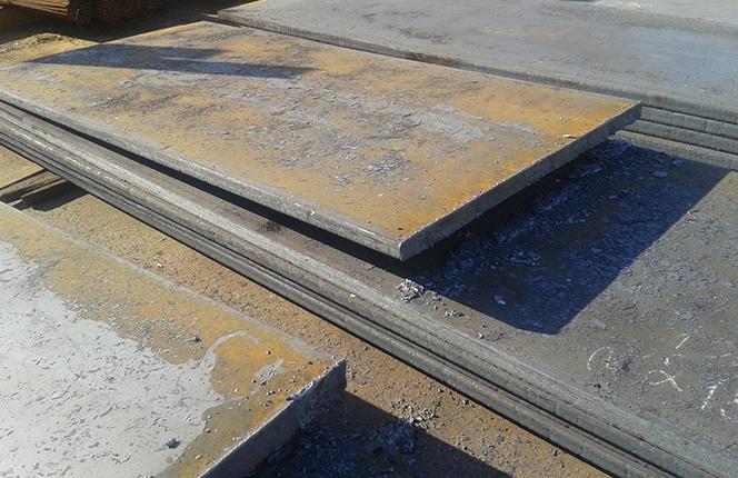 Лист сталь С390
